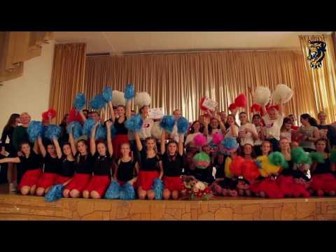 Танцуй, пока молодой. В Сочи стартовал конкурс среди школьных групп поддержек