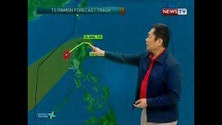 BT: Weather update as of 12:14 p.m. (Nov. 18. 2019)