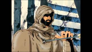 FIST OF THE NORTH STAR - MANLIEST ANIME EVER