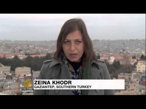 Kurdish YPG forces 'exploit government offensive' in Syria