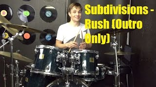 Watch Rush Outro video