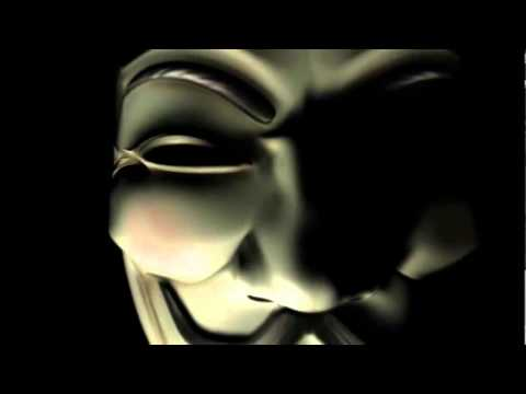 We Are Anonymous We Are LEGION Join Us!