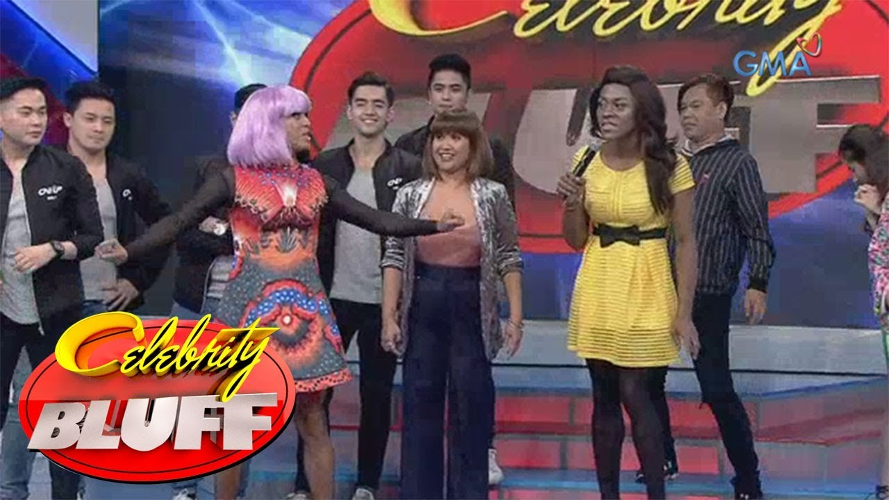 'Celebrity Bluff' Outtakes: May the best 'instructress' win!