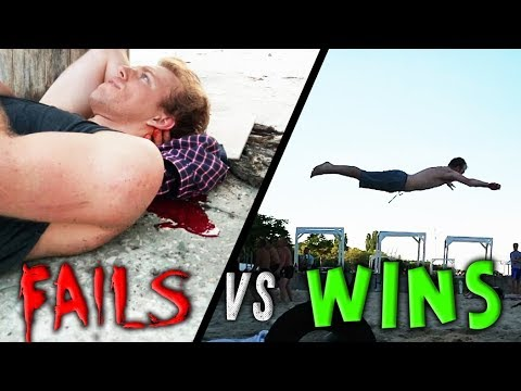 WINS VS FAILS COMPILATION (FUNNY FAILS)
