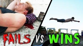 WINS VS FAILS COMPILATION (FUNNY FAILS)
