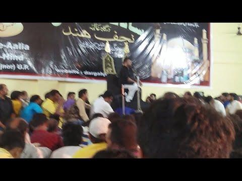 Jawed Abdi Gham-e-Masayeb Exusive Dargah Jogipura 2018