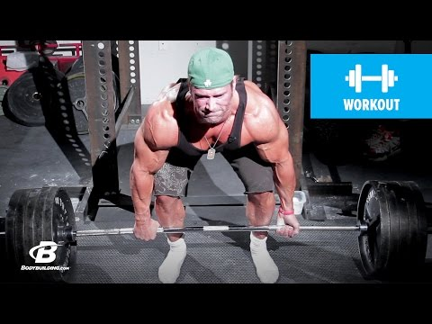 Mike O'Hearn Power Lifting Program - Bodybuilding.com Image 1