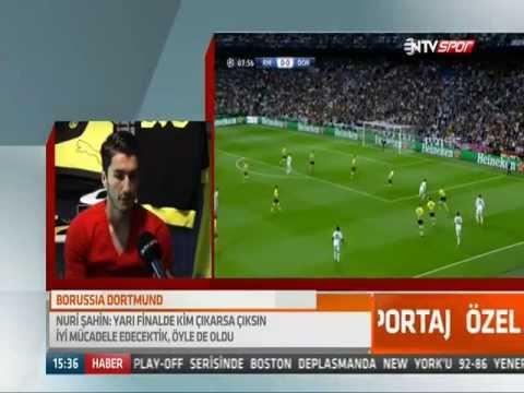 Nuri Şahin & İlkay Gündoğan - Hocamız Galatasaray Maçını Örnek Gösterdi