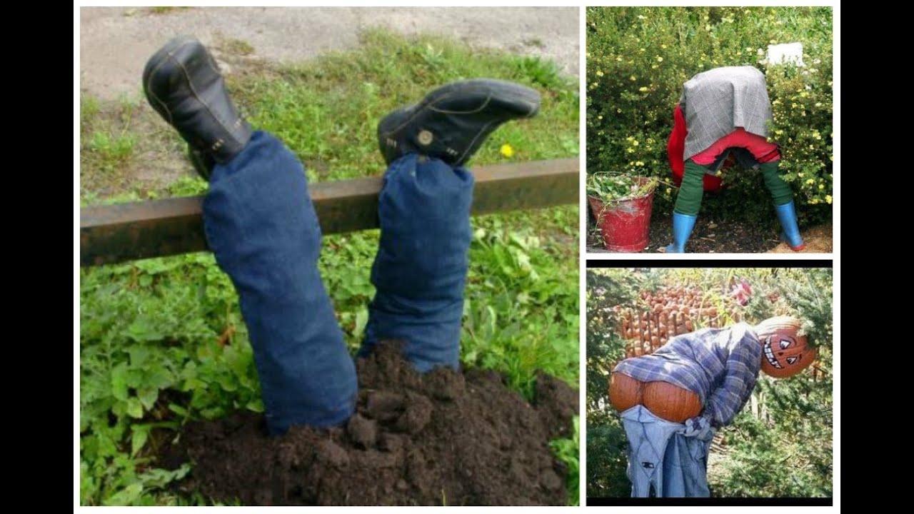 Руками своими самоделки огорода для