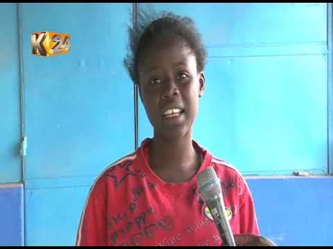 KITENGELA SHATTERED DREAMS: Poverty denies girl secondary education MP3