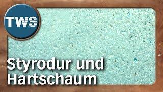 Tutorial: Styrodur / Hartschaum / Styrofoam (Tabletop-Zubehör, TWS)