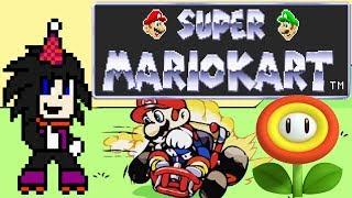 Super Mario Kart Playthrough- Episode 2 - Flower Cup
