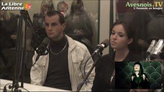 Libre Antenne avec Kelly et Christopher des Ch'tis