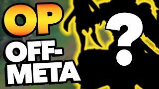 7 OP Off-Meta Champions - League of Legends