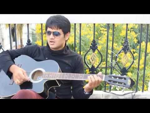 Short Film Abhinandana Theme song ( By Abhi - Fan of Pawan Kalyan...
