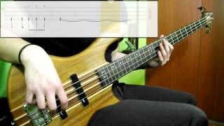 Metallica - Orion (Bass Cover) (Play Along Tabs In Video)