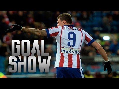 Mario Mandžukić ● Goal Show 2014/2015 HD