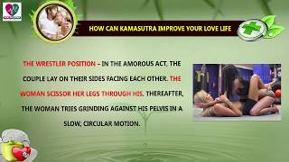 How can Kamasutra Improve your Love Life  - Health Sutra - Best Health Tips