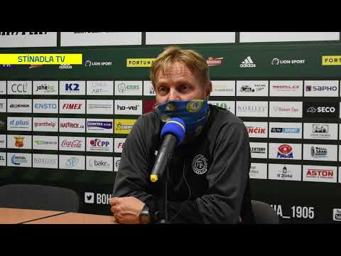 Rozhovory po utkání s Bohemians (27.05.2020)