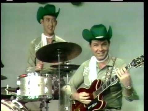 The Texas Troubadours --  Willie Nelson, Leon Rhodes Music Videos