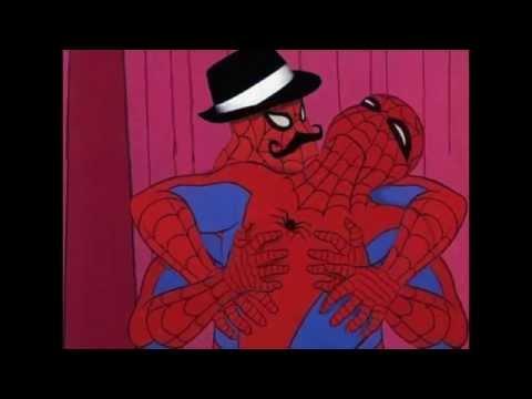 hqdefault 60's spider man know your meme,Spiderman Cancer Meme Generator