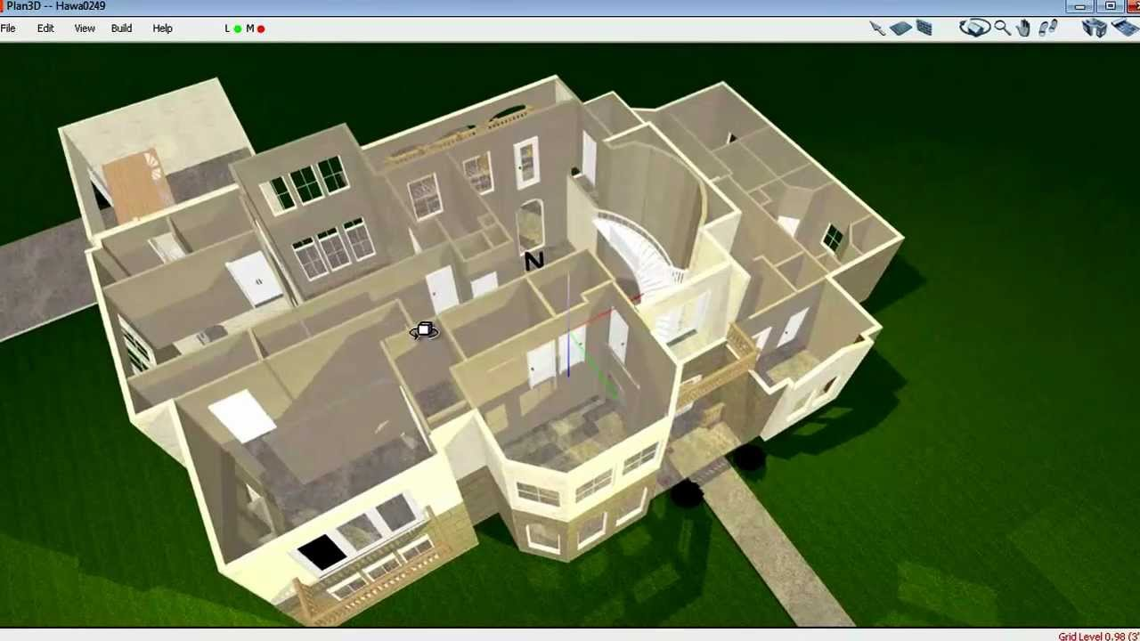 Plan3d convert floor plans to 3d online you do it or we 39 ll do it for you youtube Plan your house 3d