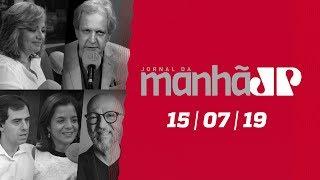 Jornal da Manhã - 15/07/2019 - Edição Completa