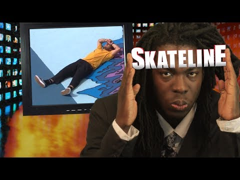 SKATELINE - Shane ONeill, Mark Suciu, Tiago Lemos, Pedro Barros, Axel Crusher, Yonnie Cruz & More