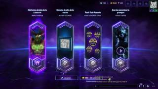 Cofres Legendarios en Heroes of The Storm 2.0