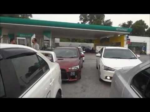 Proton Inspira Owners Club Malaysia (PIOCM) Rawang Convoy