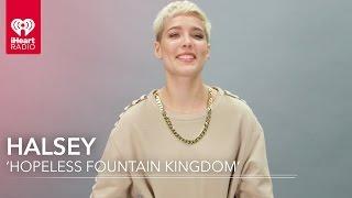 "download lagu Halsey 'hopeless Fountain Kingdom' + ""now Or Never""  gratis"