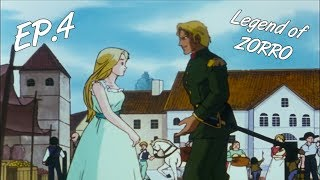 WAKE UP MY FRIEND! - The Legend of Zorro, ep. 4 - EN