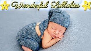 Super Soothing Baby Lullabies ♥ Best Soft Musicbox Sleep Music ♫ Good Night Sweet Dreams