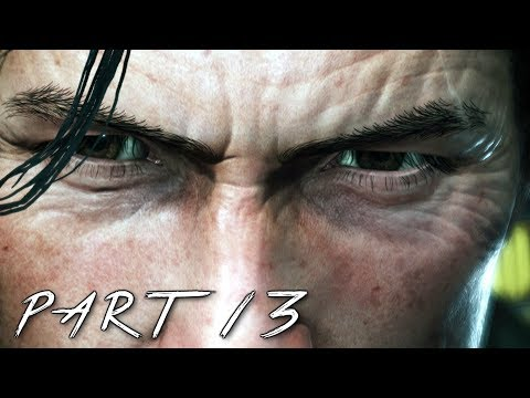 THE EVIL WITHIN 2 Walkthrough Gameplay Part 13 - Stefano's Art (PS4 Pro)