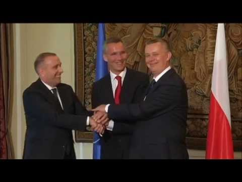 NATO Support for Poland and Baltics: Alliance vows to protect East European members against Russia