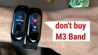 Don't Buy M3 Band - Mi Band 3 VS M3 Band - Watch Before You Buy - 7startech