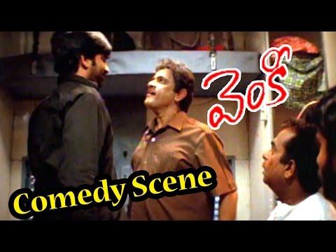 Venky Movie || Brahmanandam & A.v.s Dance Comedy Scene || Ravi Teja, Sneha video