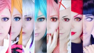 ? Review: What Circle Lenses for cosplay? PART 1 ?