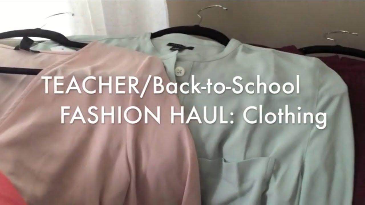 Back to school fashion for teachers 15