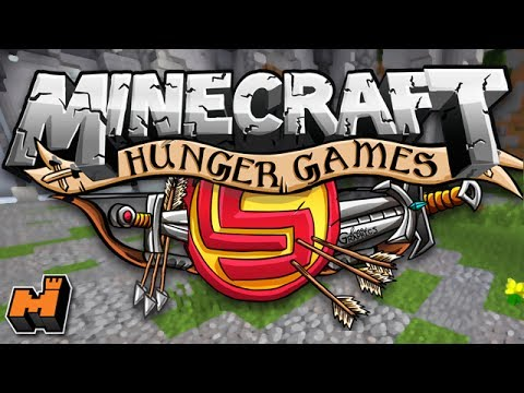 Minecraft: Hunger Games Survival w/ CaptainSparklez - CHEST OF DESTINY!