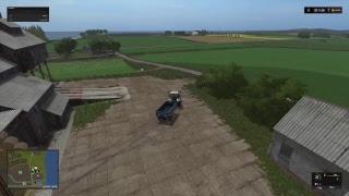 FSClub-FIN. Farming simulator 17. Ensi katsastus american outback special edition