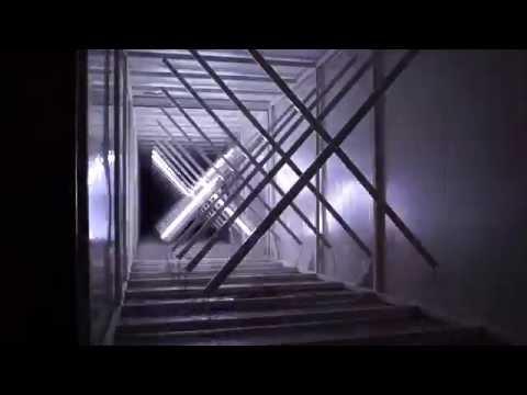 Light installation Convergence - SIGNAL Festival Prague 2015.