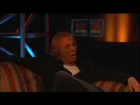 Face To Face: Thin Lizzy's Scott Gorham With Rick Wakeman
