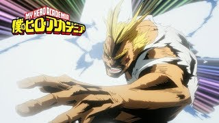 """""""You Say Run V2/ Jet Set Run"""" Goes with everything - All might vs Noumu 