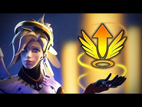 Mercy 2.0 Is Crazy [Overwatch]