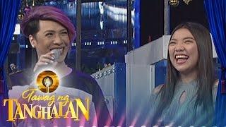 Tawag ng Tanghalan: Why does Vice sleep with his make up on?