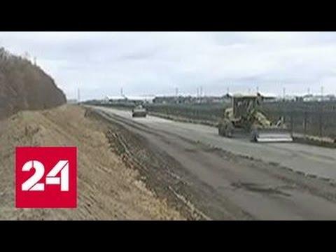 Украина строит стену, чтобы не лезли мигранты из России