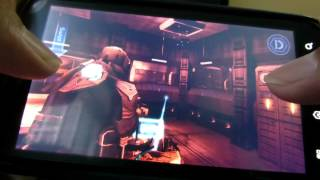 Gaming Test on Motorola Atrix 2 (with Paranoid Android JB 4.1.2 Rom)