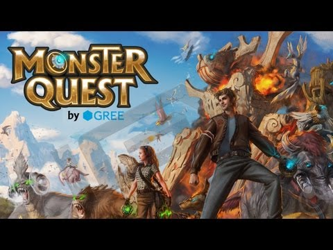 Monster Quest™ - iPhone & iPad Gameplay Video