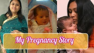 My Pregnancy & Delivery Story After Miscarriage | Indian Mom Vlogger I Story time- Emotional Journey